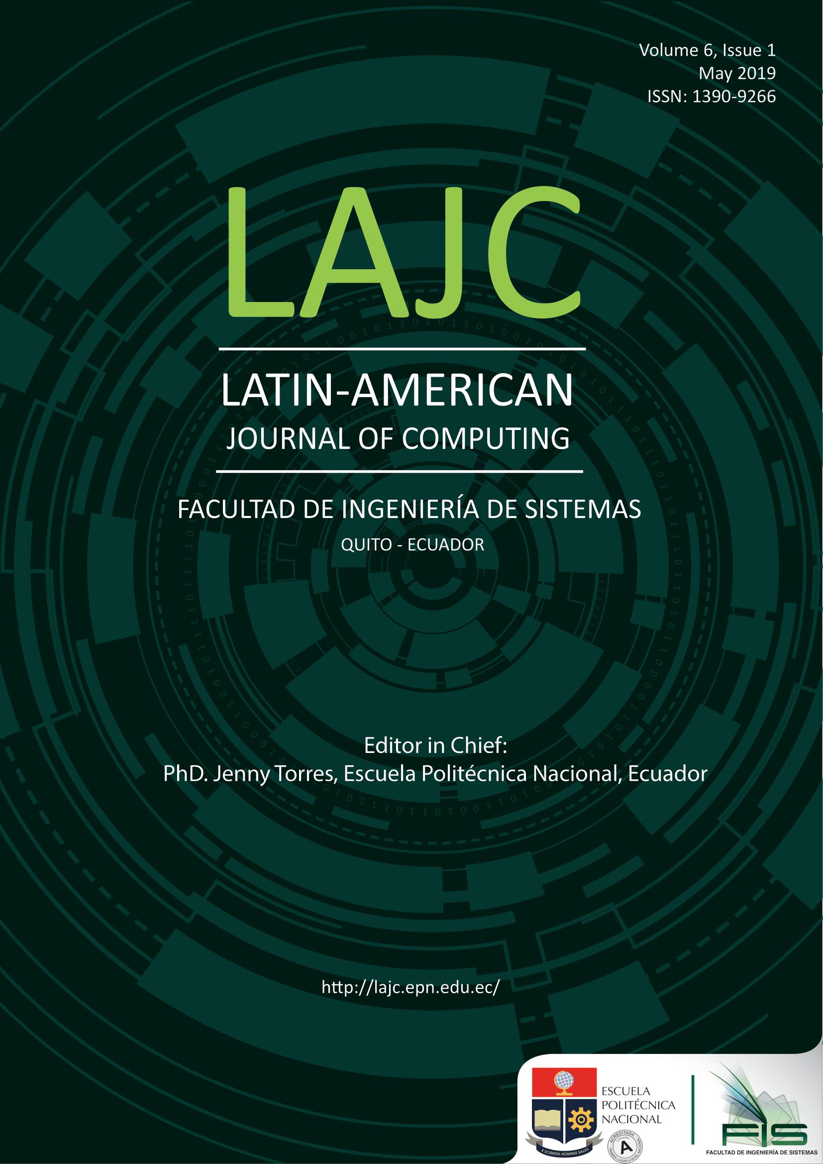 Cover Vol 6, No-1 (2019)